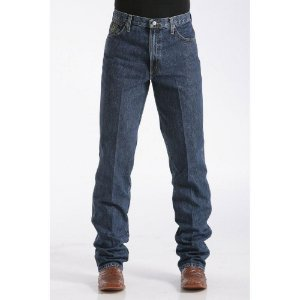 calça jeans cinch green escura - mb90530002