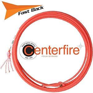Corda Laço Cabeça Median Soft Centerfire 31' - Fast Back