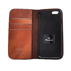 carteira com capa iphone 6 - western fashion