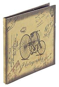 album fotos triciclo retro 110 paginas oldway 24 x 24 x 2cm