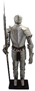 armadura em metal oldway 190 x 70 x 96 cm