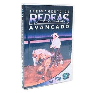 dvd treinamento de rédeas avançado  nelson rodrigues (2 dvds)