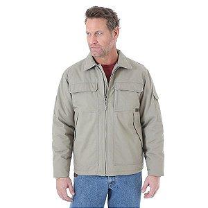 jaqueta caqui riggs workwear ranger  - wrangler 313w181dk40
