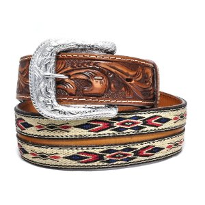 cinto apache arizona belts - ab 7017