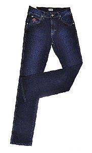 calça feminina elastano - wrangler 20x