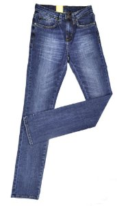 calça feminina deana elastano wrangler - 3968z215