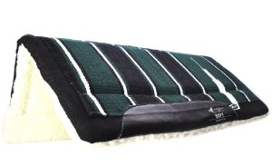 manta verde e preta soft confort line full horse