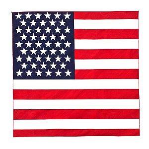 Bandana Bandeira Usa M&F IMPORTADA