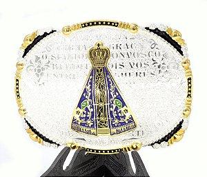Fivela Sumetal Nossa Senhora Aparecida 10229