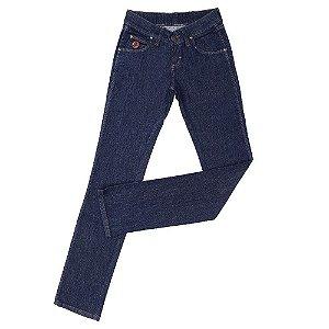 calça feminina com elastano 20x 23x71pw50 wrangler - tam 44