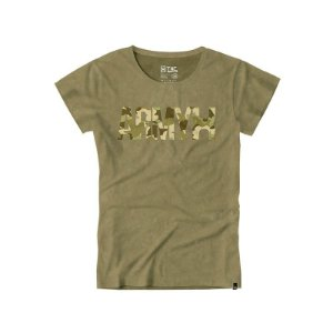 camiseta feminina baby look txc areia - 4039