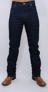 calça jeans indian farm texana moove gold com elastano