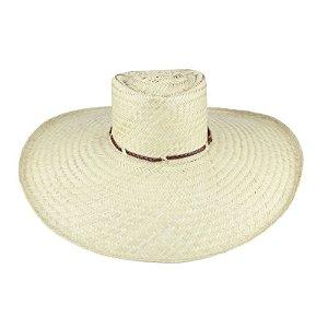 chapéu karanda campeiro gig com folha dupla