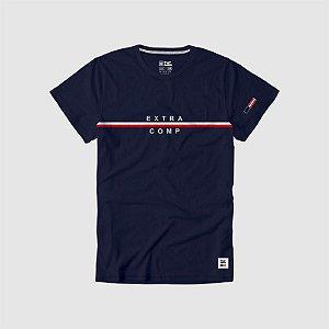 camiseta txc masculina azul marinho - 1176