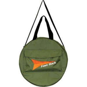 sacola bolsa de corda fast back  nacional verde militar