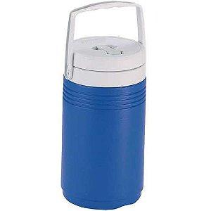botijão termico coleman 1,8 litros azul