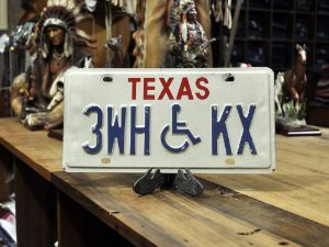 placa texas 3wh kx