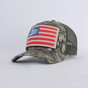 Boné Camuflado Tela Bandeira 394C - TXC