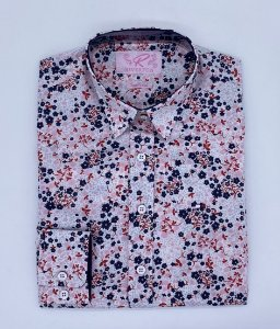 CAMISETE RIVERTON COD 050 COR 427 ROSA FLOR