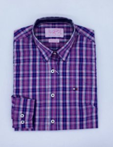 CAMISETE RIVERTON COD 050 COR 438 LILAS