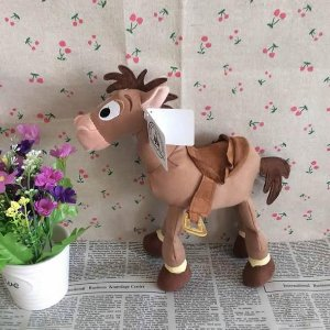 Pelúcia Cavalo Bala No Alvo Toy Story