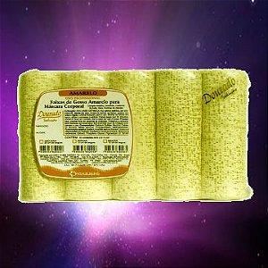 Gesso Redutor Amarelo 15cm - pct 10un