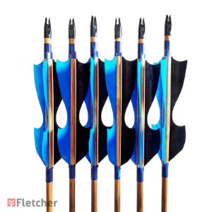 Flecha Personalizada para Arqueria - Flechas Custom