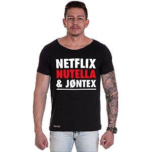 Camisa Camiseta Personalizada séries seriados