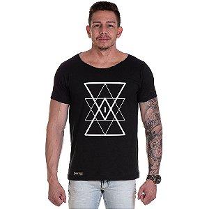 Camisa Camiseta Personalizada Varios Triangulos