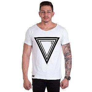 Camisa Camiseta Personalizada Triangulo Triplo