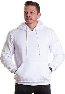 Moletom Branco Canguru Lucas Lunny