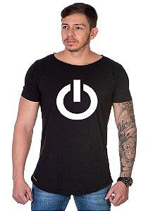 Camiseta Lucas Lunny Oversized Longline Off