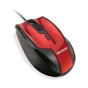 Mouse Óptico Gamer MO149 Vermelho