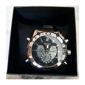 Relógio de Pulso Masculino Relog's Modelo Rr8110