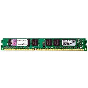 Memória Kingston 4GB 1333Mhz DDR3 CL9 - KVR13N9S8/4