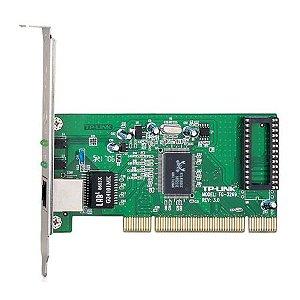 TP-Link Placa de rede Ethernet 10/100/1000M - TG-3269