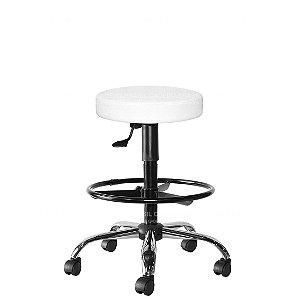 Cadeira Mocho Alto Estética, Fisioterapia, Odontologia Plus Fit Cadeira Brasil CB 1610