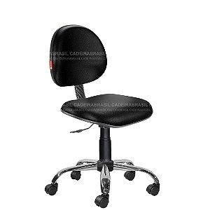 Cadeira Escritório Executiva Giratória Courvim Várias Cores Cb17