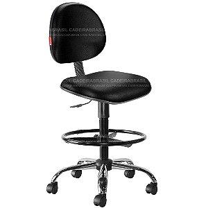Cadeira Caixa Alta Portaria Recepção Várias Cores Cb21