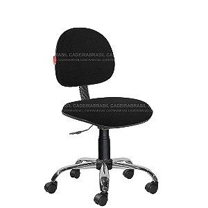 Cadeira Escritório Giratória Executiva Tecido Várias Cores Cb29
