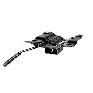 Suporte de Assento Flange Universal Furação 125 mm x 125 e 160 mm x 200 mm com Alavanca