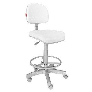 Cadeira Mocho Alto com Aro Prime CB 1506