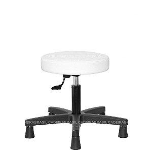 Cadeira Mocho Estética, Fisioterapia, Odontologia Plus Fit Cadeira Brasil CB 1612