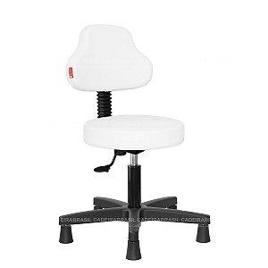 Cadeira Mocho Estética, Fisioterapia, Odontologia Plus Cadeira Brasil CB 1581