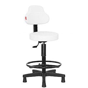 Cadeira Mocho Alto Estética, Fisioterapia, Odontologia Plus Cadeira Brasil CB 1589