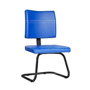 Cadeira Fixa Interlocutor Atendimento Escritório - Ideale CB 3024