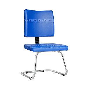 Cadeira Fixa Interlocutor Atendimento Escritório - Ideale CB 3025