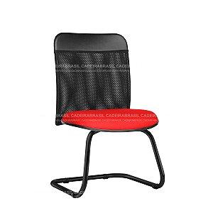 Cadeira Fixa Interlocutor Atendimento New Tela CB 2021