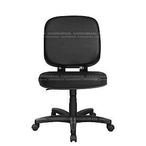 Cadeira Diretor Giratória - Base Aço Capa - Suporta 150 kg - Bigger CB 701