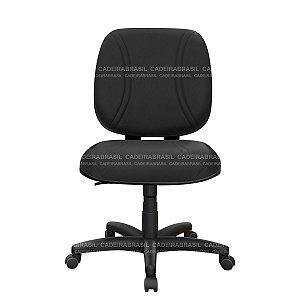 Cadeira Diretor Plus Giratória - Base Aço Capa - Suporta 150 kg - Bigger CB 702